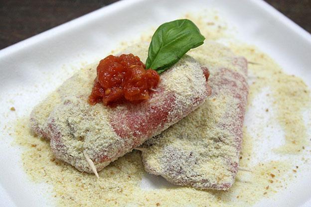 Macelleria Siracusa: bisacce al pomodoro
