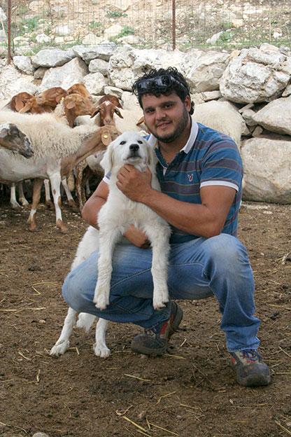 Agriturismo a Siracusa con animali: Paolo Italia si occupa di agronomia